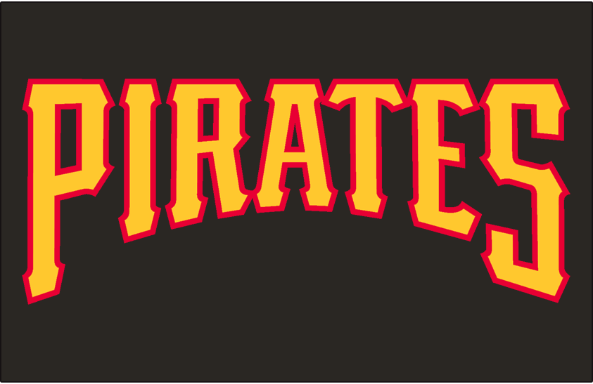 Pittsburgh Pirates 1997-2005 Jersey Logo iron on transfers for clothing