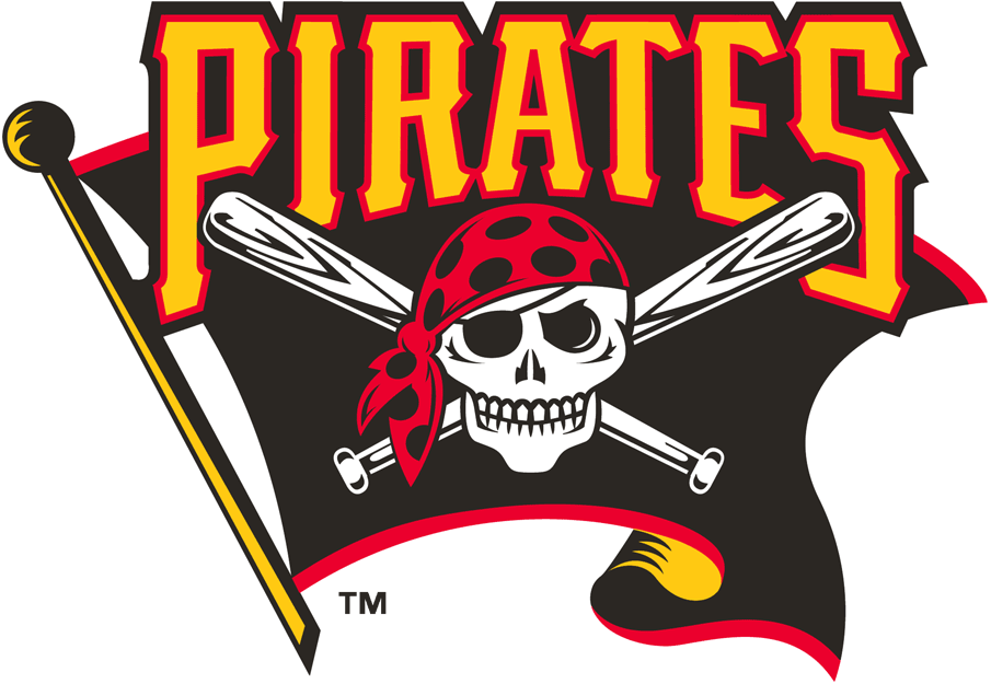 Pittsburgh Pirates 1997-2009 Alternate Logo iron on transfers for clothing