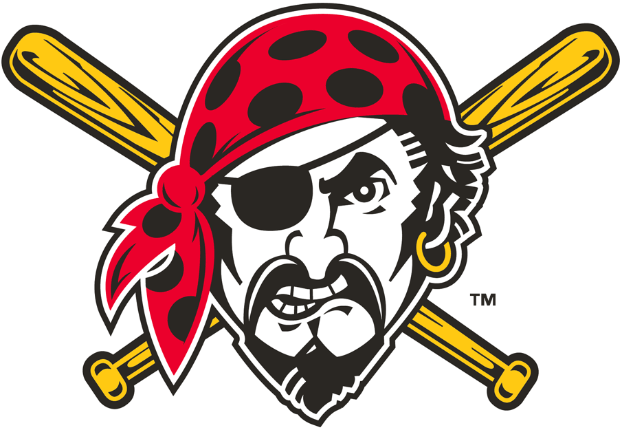 Pittsburgh Pirates 1997-2010 Alternate Logo iron on transfers for clothing version 2