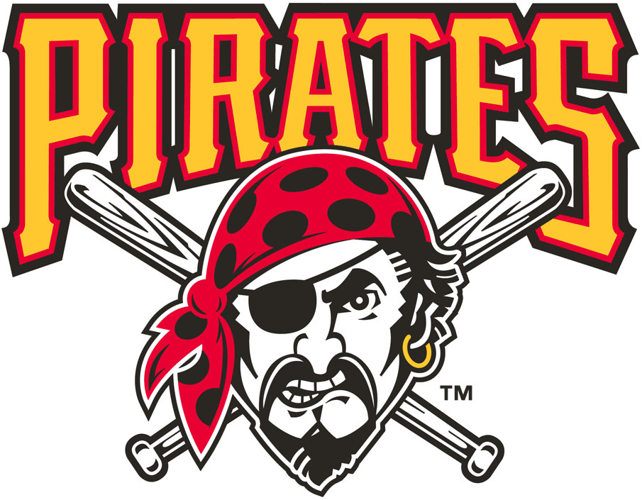 Pittsburgh Pirates 1997-2013 Primary Logo iron on transfers for clothing
