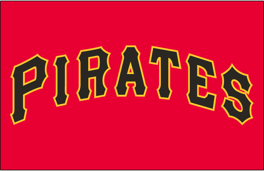 Pittsburgh Pirates 2007-2008 Jersey Logo iron on transfers for clothing