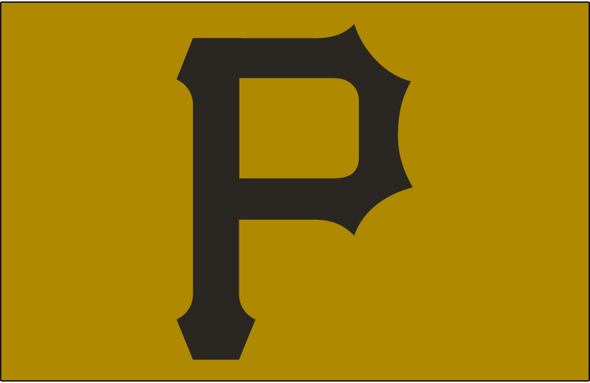 Pittsburgh Pirates 2013-2015 Cap Logo iron on transfers for clothing