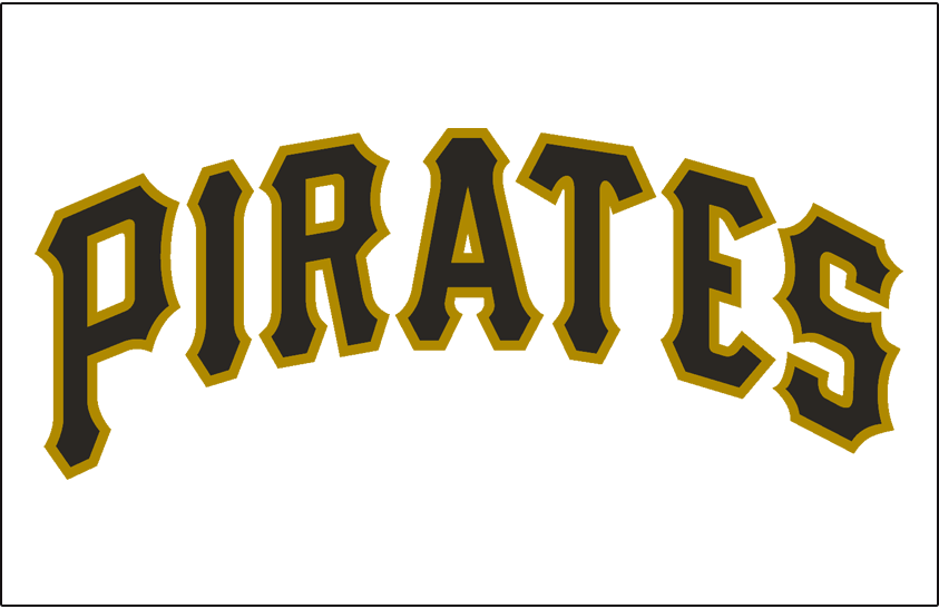 Pittsburgh Pirates 2013-2015 Jersey Logo iron on transfers for clothing