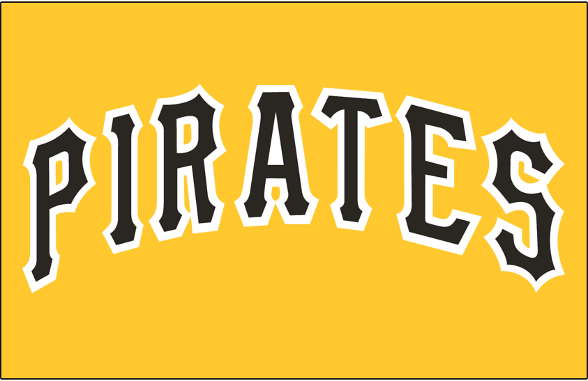 Pittsburgh Pirates 2016-Pres Jersey Logo iron on transfers for clothing
