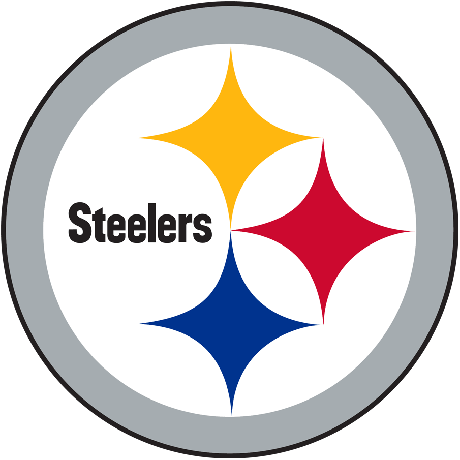 Pittsburgh Steelers 2002-Pres Primary Logo iron on transfers for clothing...