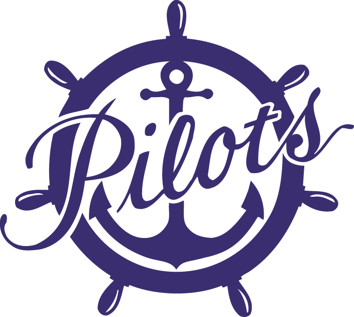 Portland Pilots 1992-2005 Primary Logo iron on transfers for clothing