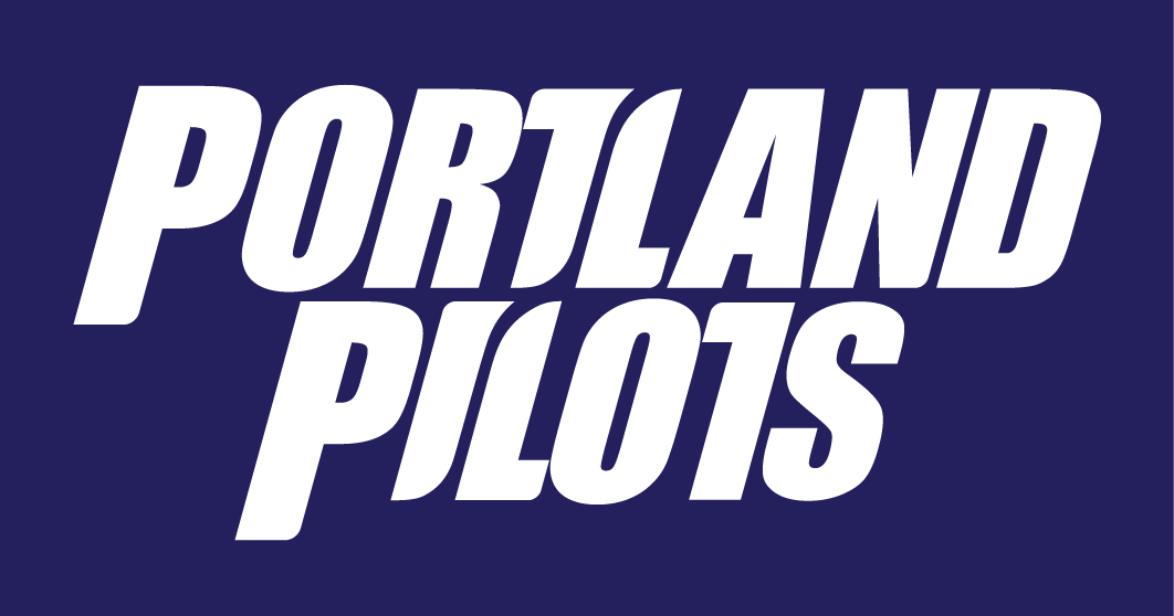 Portland Pilots 2006-Pres Wordmark Logo v4 iron on transfers for clothing