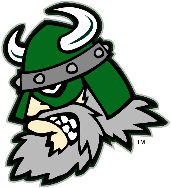 Portland State Vikings 1999-Pres Mascot Logo iron on transfers for clothing