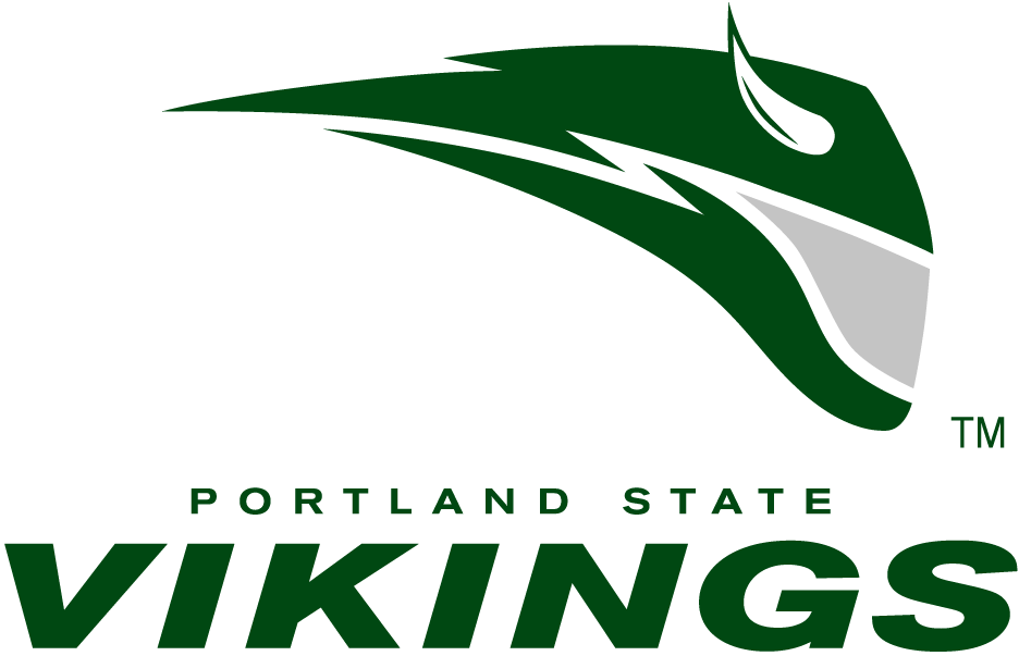Portland State Vikings 1999-Pres Primary Logo iron on transfers for clothing