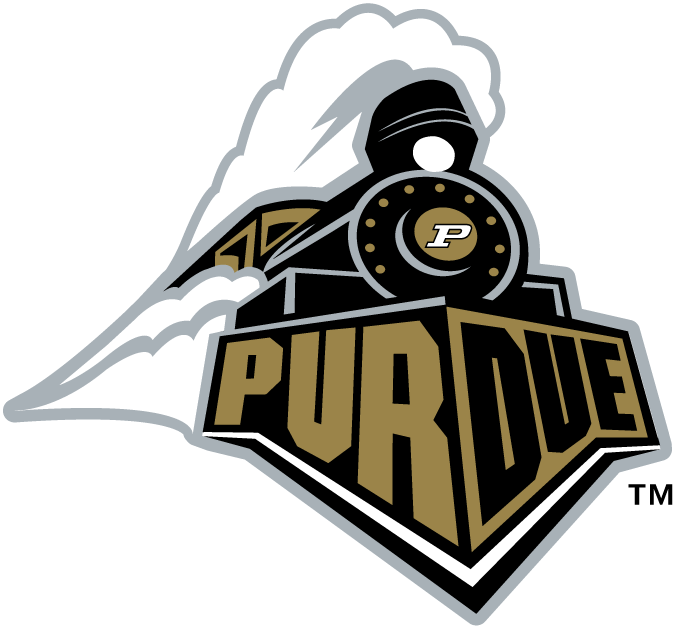 Purdue Boilermakers 1996-2002 Primary Logo iron on transfers for clothing
