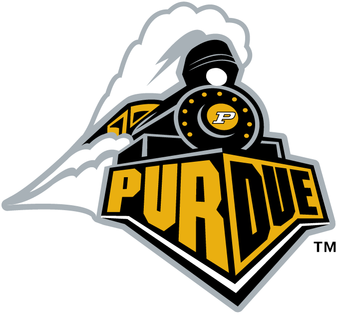 Purdue Boilermakers 1996-2011 Alternate Logo v4 iron on transfers for clothing