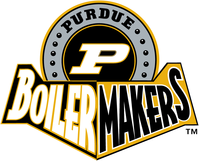 Purdue Boilermakers 1996-2011 Alternate Logo iron on transfers for clothing