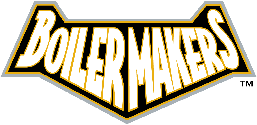 Purdue Boilermakers 1996-2011 Wordmark Logo v2 iron on transfers for clothing