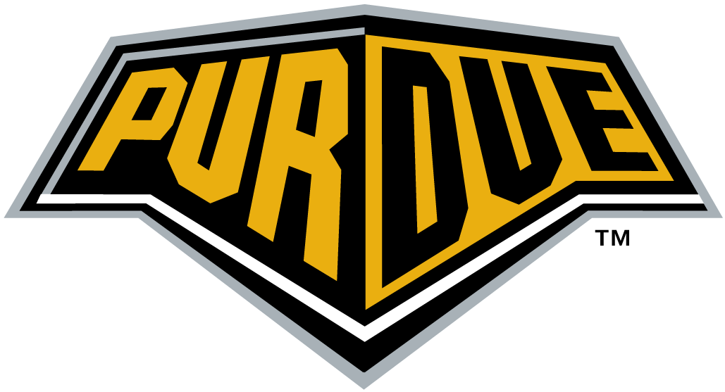 Purdue Boilermakers 1996-2011 Wordmark Logo v3 iron on transfers for clothing