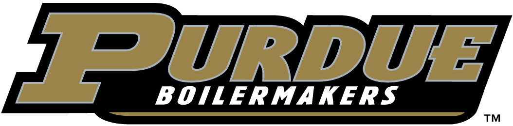 Purdue Boilermakers 1996-2011 Wordmark Logo v4 iron on transfers for clothing