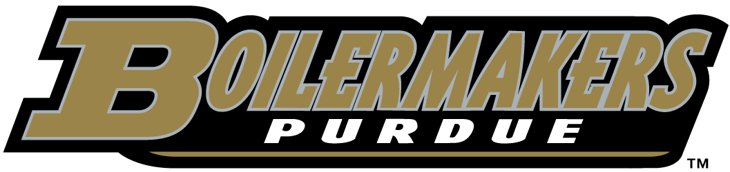 Purdue Boilermakers 1996-2011 Wordmark Logo v6 iron on transfers for clothing