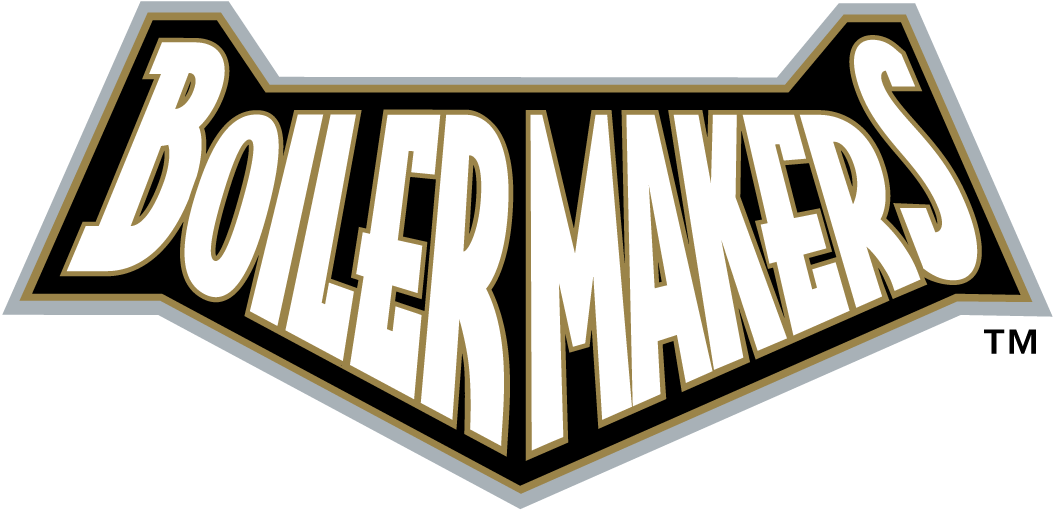 Purdue Boilermakers 1996-2011 Wordmark Logo iron on transfers for clothing
