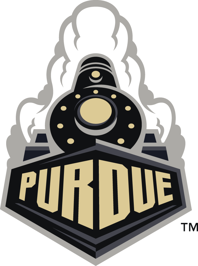 Purdue Boilermakers 2012-Pres Alternate Logo v2 iron on transfers for clothing