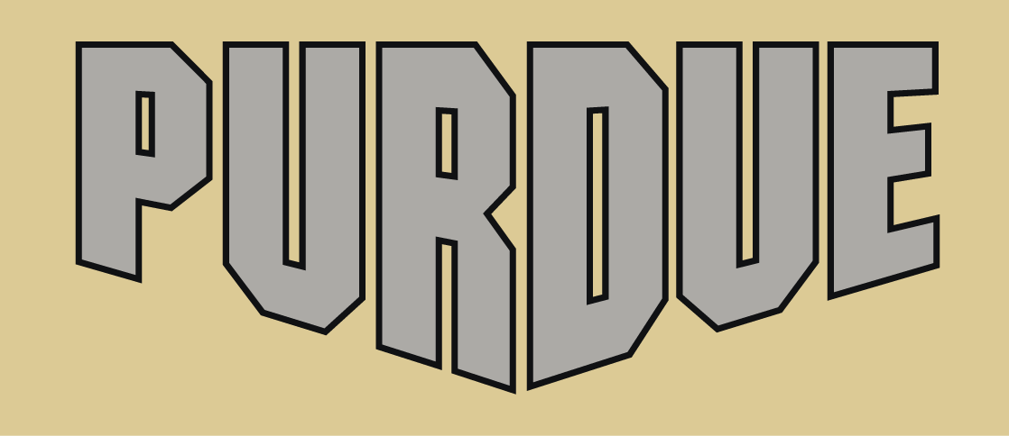 Purdue Boilermakers 2012-Pres Wordmark Logo v5 iron on transfers for clothing