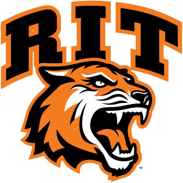 RIT Tigers 2007-Pres Alternate Logo v2 iron on transfers for clothing