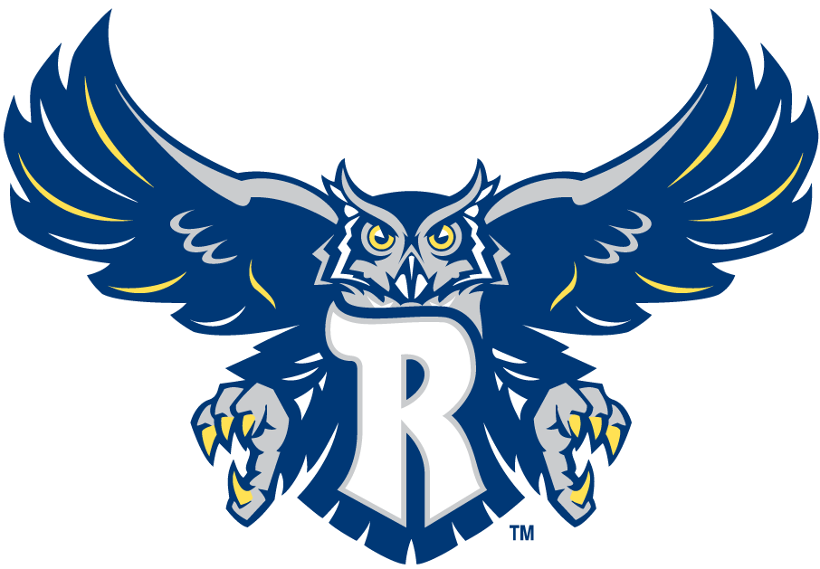 Rice Owls 2003-2009 Alternate Logo iron on transfers for clothing