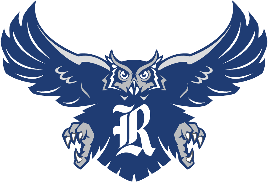 Rice Owls 2010-Pres Alternate Logo v2 iron on transfers for clothing