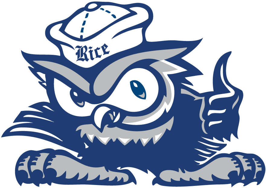 Rice Owls 2010-Pres Misc Logo iron on transfers for clothing