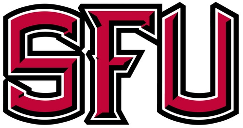 Saint Francis Red Flash 2001-2011 Alternate Logo iron on transfers for clothing