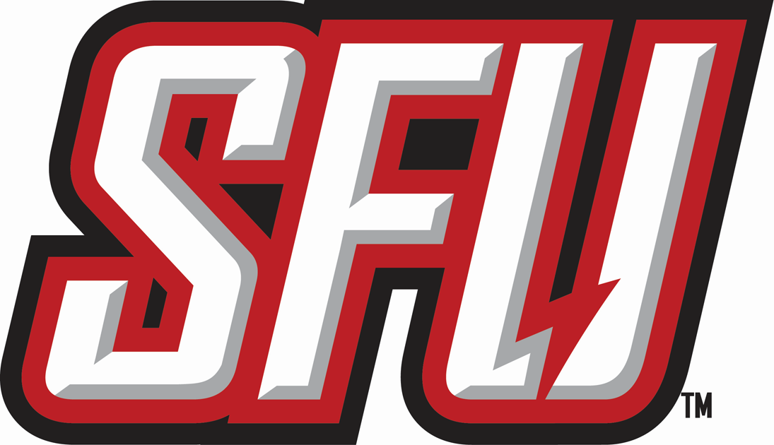 Saint Francis Red Flash iron ons