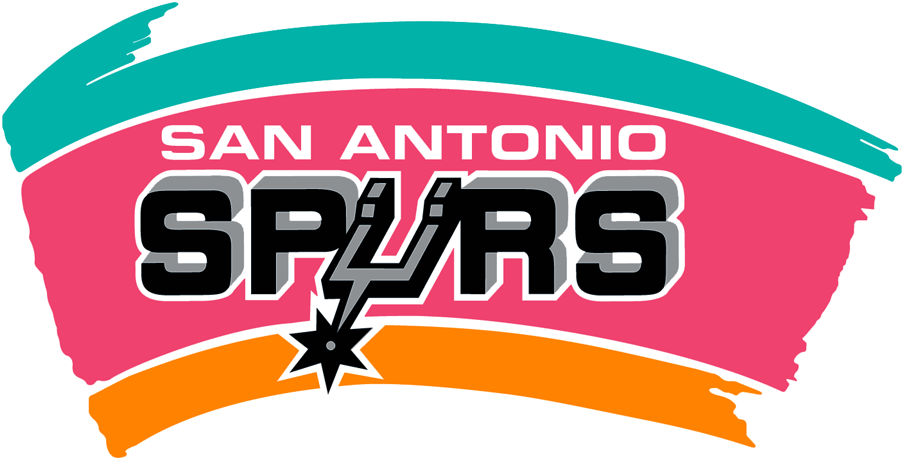 San Antonio Spurs 1989-2002 Primary Logo iron on transfers for clothing