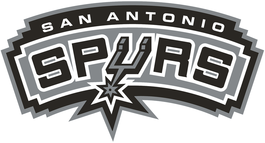San Antonio Spurs 2002-2017 Primary Logo iron on transfers for clothing