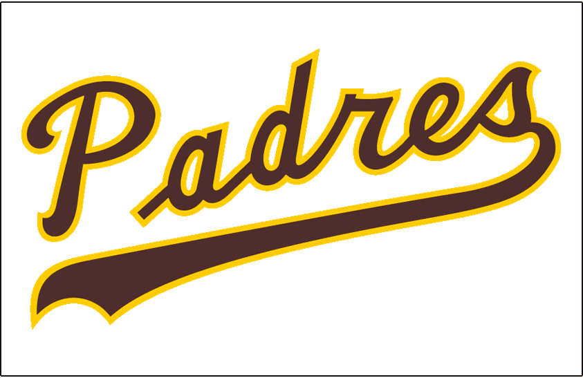 San Diego Padres 1974-1977 Jersey Logo iron on transfers for clothing