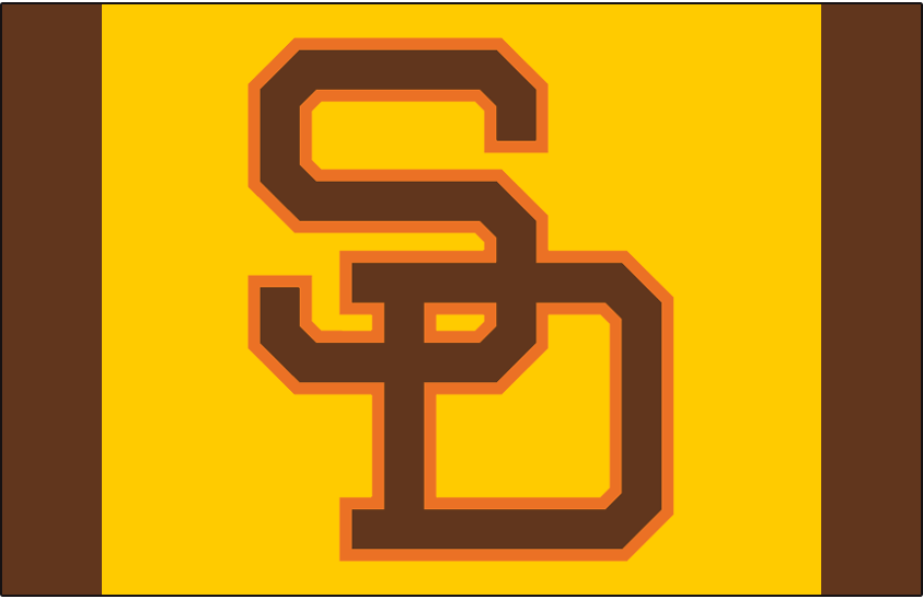 San Diego Padres 1980-1984 Cap Logo iron on transfers for clothing