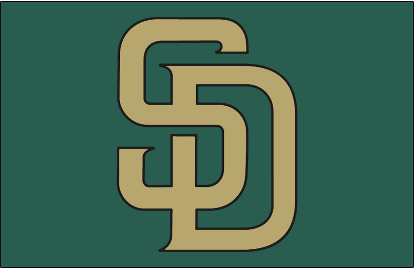 San Diego Padres 2007-2010 Cap Logo iron on transfers for clothing
