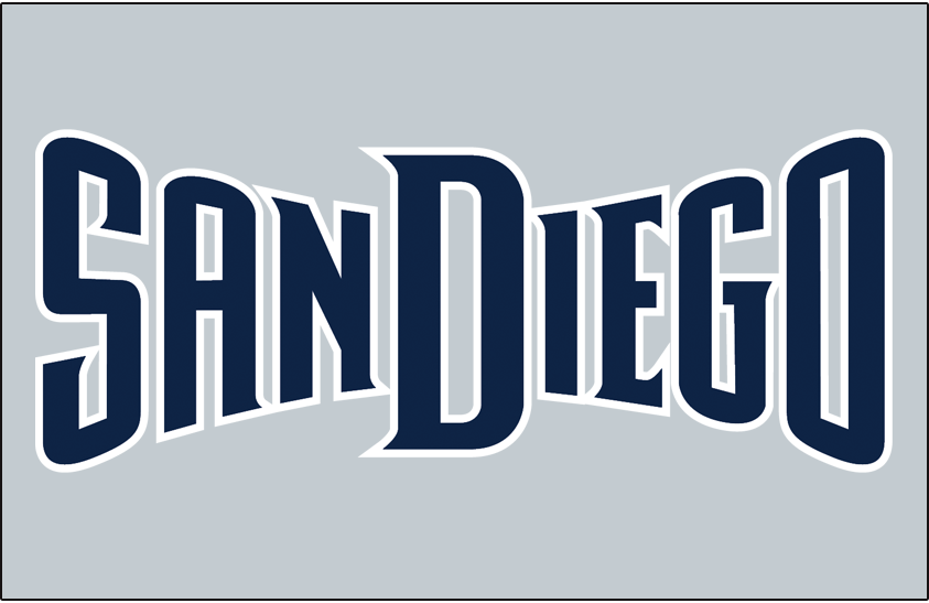 San Diego Padres 2011 Jersey Logo iron on transfers for clothing