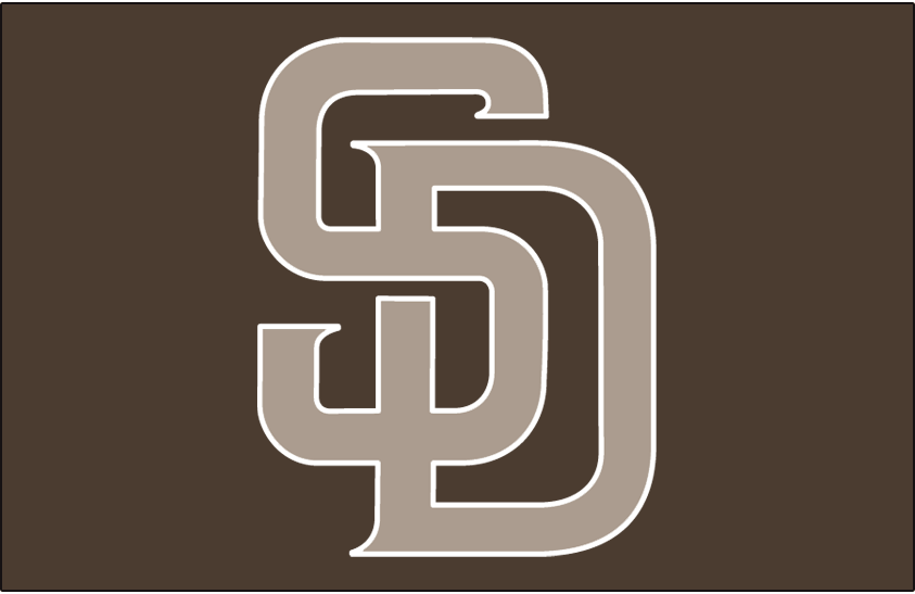 San Diego Padres 2011-Pres Cap Logo iron on transfers for clothing