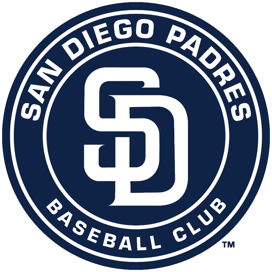 San Diego Padres 2012-2014 Primary Logo iron on transfers for clothing