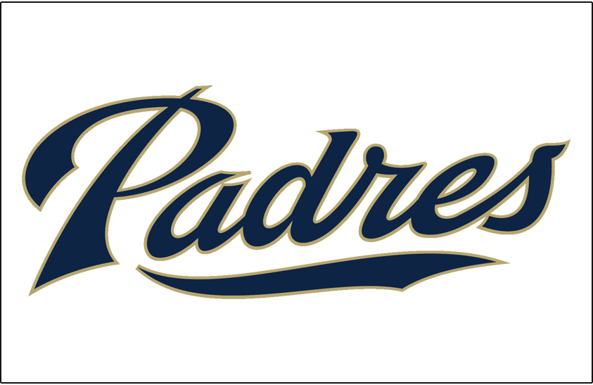 San Diego Padres 2012-2015 Jersey Logo iron on transfers for clothing