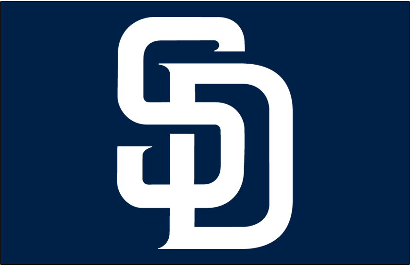 San Diego Padres 2012-Pres Jersey Logo iron on transfers for clothing version 2