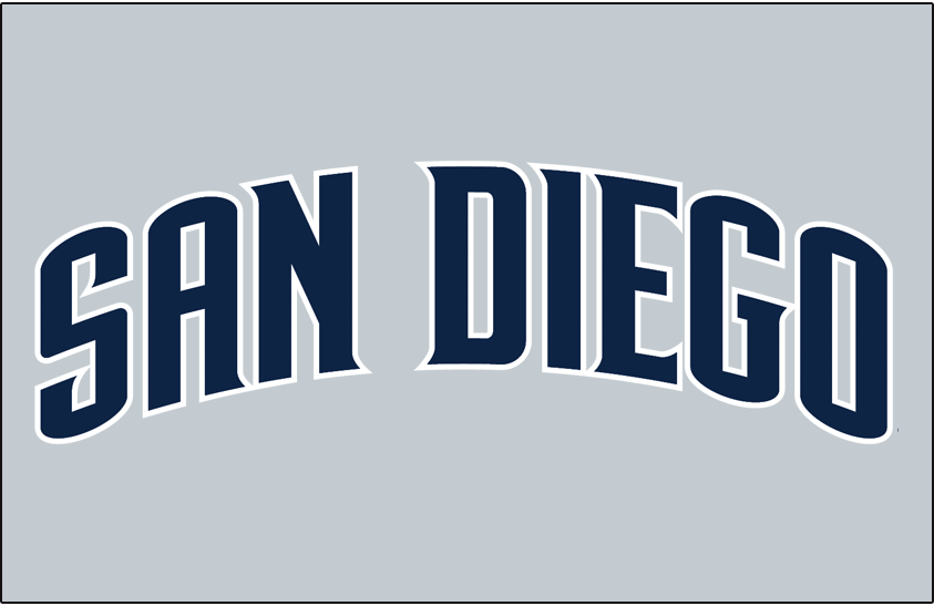San Diego Padres 2012-Pres Jersey Logo iron on transfers for clothing