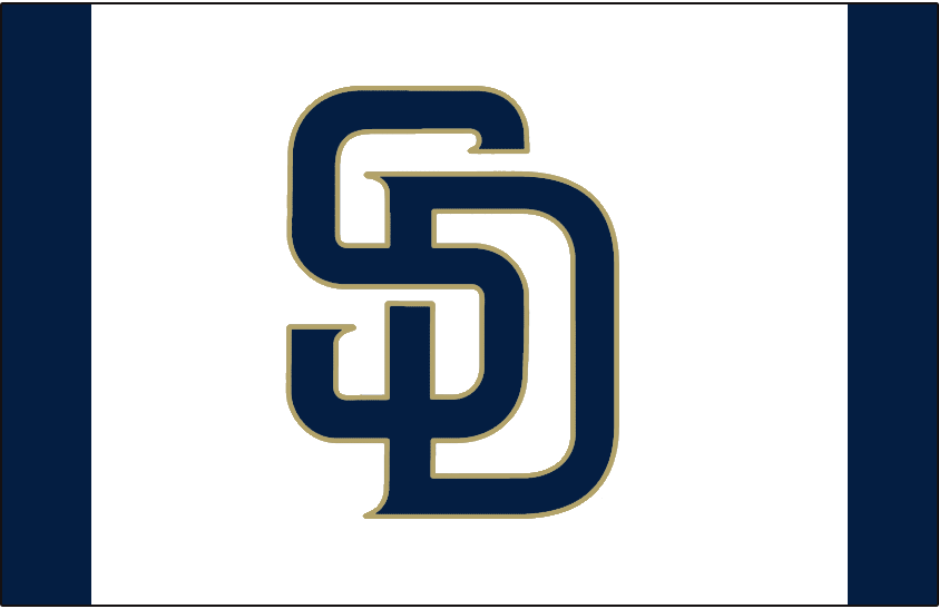 San Diego Padres 2014-Pres Batting Practice Logo iron on transfers for clothing