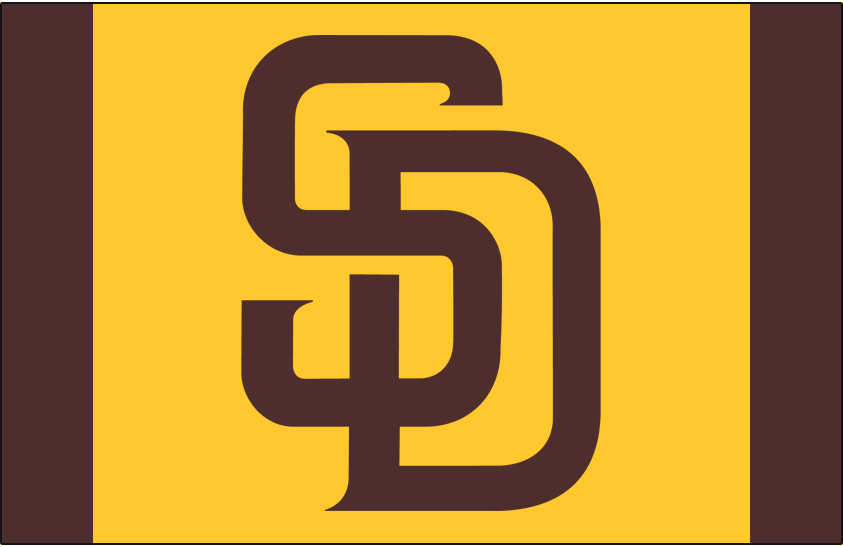 San Diego Padres 2016-Pres Cap Logo iron on transfers for clothing