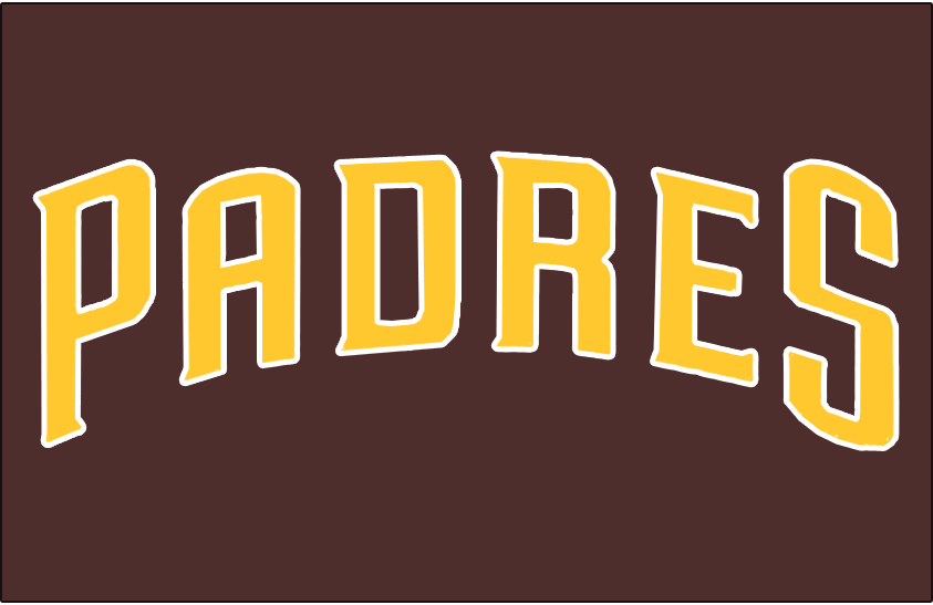 San Diego Padres 2016-Pres Jersey Logo iron on transfers for clothing version 2