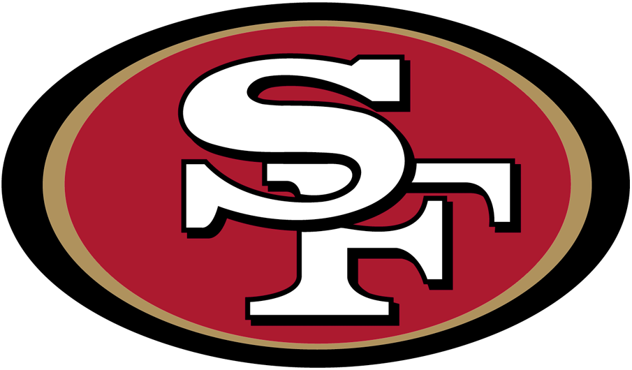 San Francisco 49ers 2009-Pres Primary Logo iron on transfers for clothing...