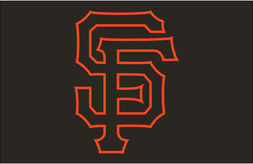 San Francisco Giants 2001-2002 Cap Logo iron on transfers for clothing