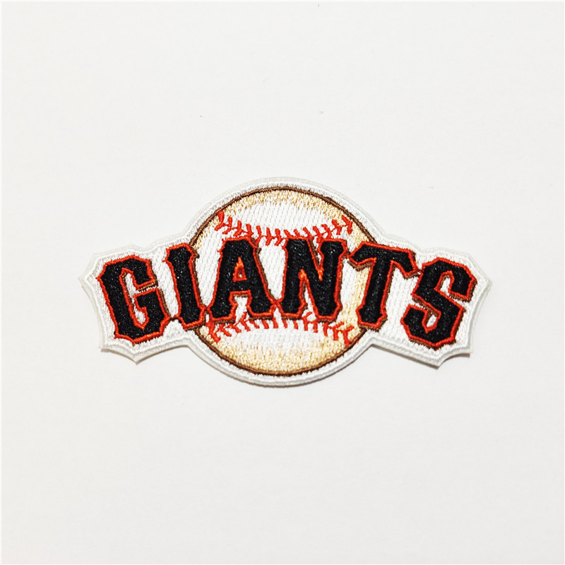San Francisco Giants Logo Iron-on Patch Velcro Patch 3.5 inches