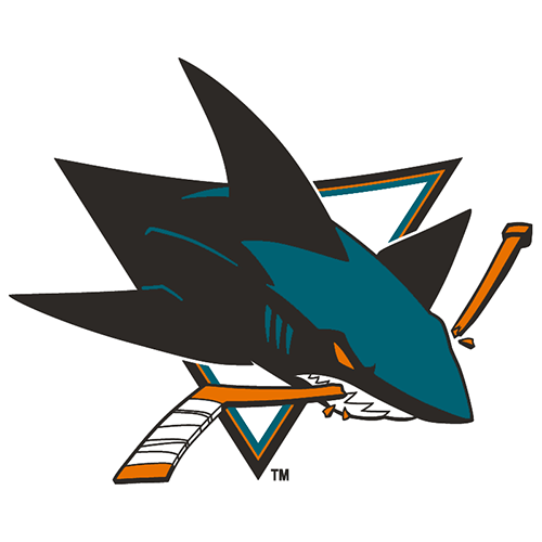 San Jose Sharks iron ons