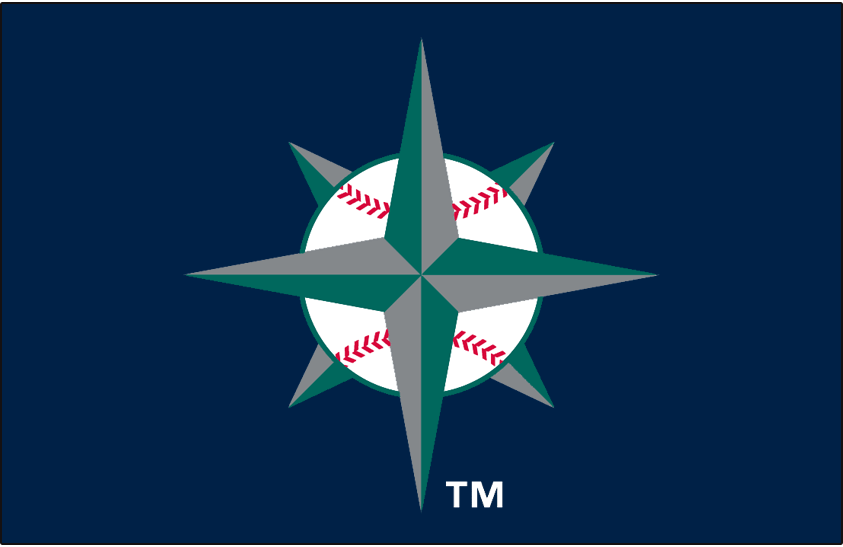 Seattle Mariners 1997-2000 Cap Logo iron on transfers for clothing
