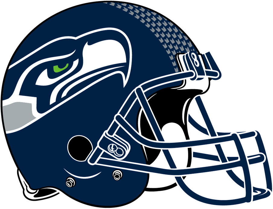 Seattle Seahawks 2012-Pres Helmet Logo iron on transfers for clothing