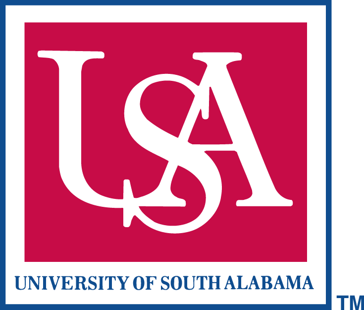 South Alabama Jaguars 1993-2007 Alternate Logo iron on transfers for clothing